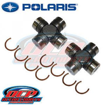 PURE   POLARIS 2008 2009 RANGER 700 CREW OEM 2 PACK CROSS & BEARING U-JOINTS