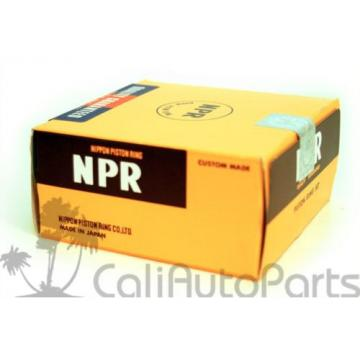 "FITS: 98-00 TOYOTA RAV4 2.0L ""3SFE"" 16V DOHC *NPR PISTON RINGS MAIN ROD BEARINGS"