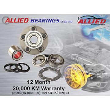 REAR   WHEEL BEARING KIT SUIT VOLVO CROSS COUNTRY 00-02, S60 02-ON AWD - 4630