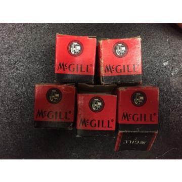 McGill Cagerol MR-14 Bearing USA Precision Bearings Quantity 5