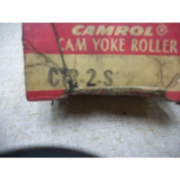 McGill Cam Yoke Bearing CYR-2-S