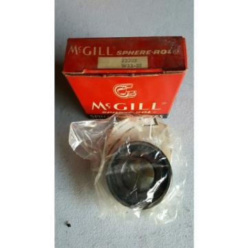 2) McGill sb-22205 W33-SS spherical bearing  sphere-rol