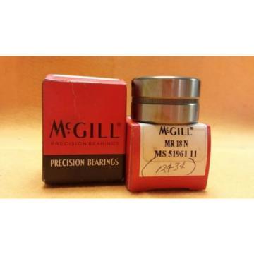 MCGILL MR18N NEEDLE BEARING