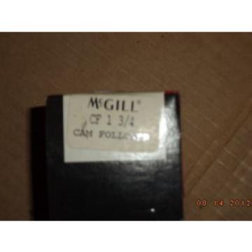 """McGILL CAMFOLLOWER 1 3/4"""" BEARING CF 1 3/4"""