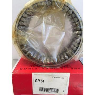 McGill GR-64 GR64 Needle Roller Bearing MI56