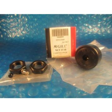McGill MCF 35SB, MCF35 SB, CAMROL® Cam Follower Bearing