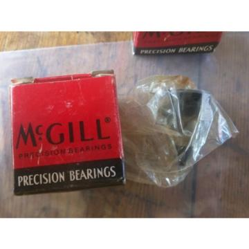 Lot of 2 NIB McGILL Precision Bearing CFE 7/8 SB Cam Follower