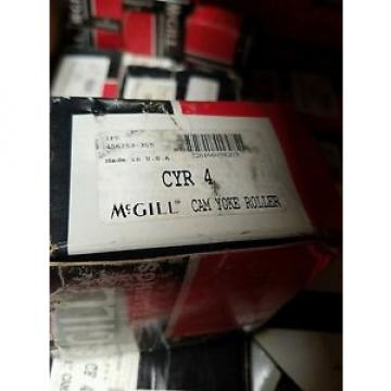 NEW McGill CYR4 Cam Yoke Roller Bearing