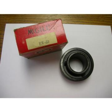 MCGILL BALL INSERT BEARING ER-23 NIB