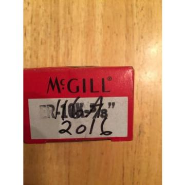 "Unused McGill ER10K 5/8"" Ball Bearing"