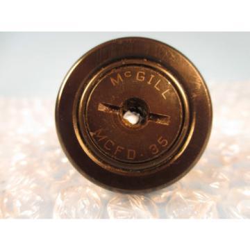 McGill GR36SS, GR36 SS, GR-36-, SSCenter-Guided Needle Roller Bearing