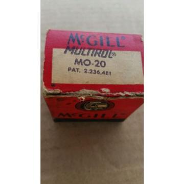 MO 20 McGILL New Needle Bearing NOS