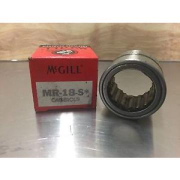 McGill Needle Roller Bearing MR-18-S