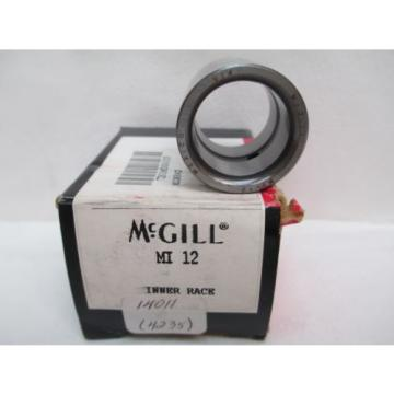 NEW MCGILL INNER RACE BEARING MI 12