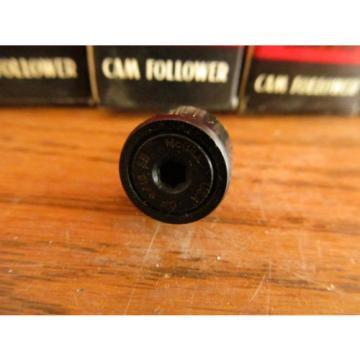 Lot of (5) McGill CamRol BEARING CAM FOLLOWER Bearings #CF 9/16 SB (T-96)