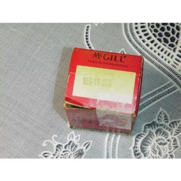 McGill Precision Bearing MR-10-SRS Caged Roller Bearing, NEW IN BOX!