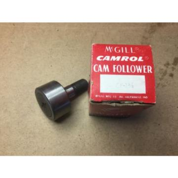 MCGILL CAM FOLLOWER BEARING CF-1-3/8, New Old Stock - LOT OF 3