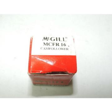 MCGILL MCFR 16 S CAMFOLLOWER PRECISION BEARINGS