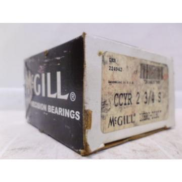 MCGILL CCYR23/4S ROLLWAY BEARING *NEW IN BOX*