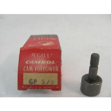 McGill Cam FolloweR, CF-5/8, Bearing