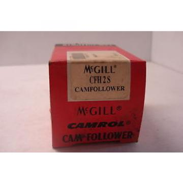 NEW McGILL CFH 2 S CAMFOLLOWER BEARING CFH2S