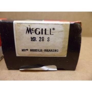 MCGILL MR28S MR NEEDLE BEARING LOT OF 3 NOS