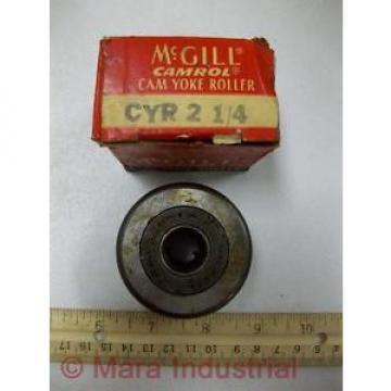 McGill CYR 2 1/4 McGill Cam Roller Bearing