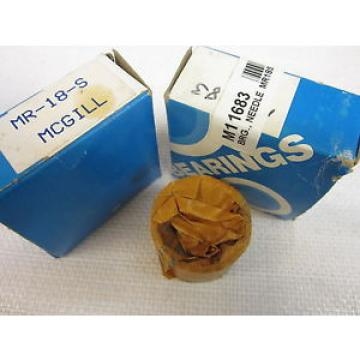 2 – MCGILL MR-18-S BEARINGS