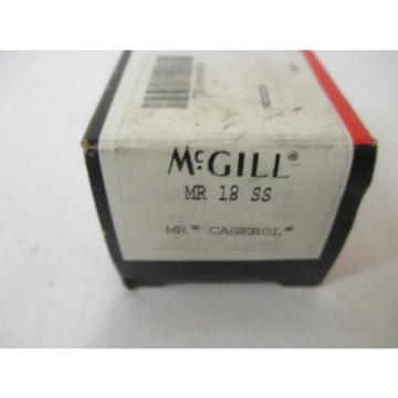 MCGILL MR-18-SS ROLLWAY HEAVY NEEDLE BEARING *NEW IN BOX*