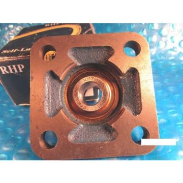 RHP Industrial Plain Bearings Distributor LM286749DGW/LM286711/LM286710 Four row tapered roller SF15, Ball Bearing Flange Unit, Insert=1017-15G