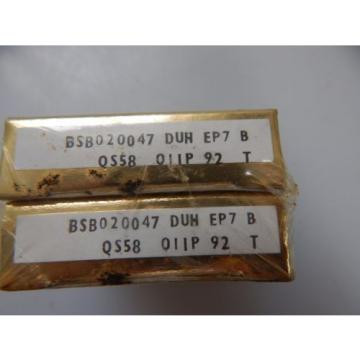 SUPER Industrial Plain Bearings Distributor 1500TQO1900-1 Four row tapered roller bearings PRECISION BEARINGS BSB2047 DB RHP THRUST BEARINGS BSB020047DUH 20TAC47DB
