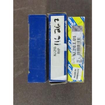 NJ210 Industrial Plain Bearings Distributor M282249D/M282210/M282210D Four row tapered roller bearings BEARING RHP NJ-210 & SNR NJ.210.E.G15 LOT OF 3