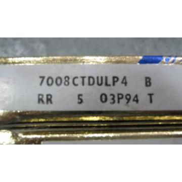 RHP Industrial Plain Bearings Distributor 630TQO890-1 Four row tapered roller bearings 7008CTDULP4 PRECISION BEARING (PAIR)