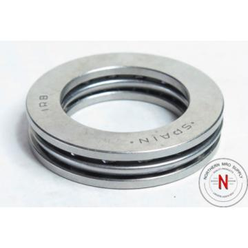 "RHP Industrial Plain Bearings Distributor M281649D/M281610/M281610D Four row tapered roller bearings FT1-1/8J THRUST BEARING, 1.125"" x 2.000"" x .9925"""