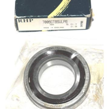 NIB Industrial Plain Bearings Distributor 812TQO1143A-1 Four row tapered roller bearings RHP 7006CTBSULP6 BALL BEARING