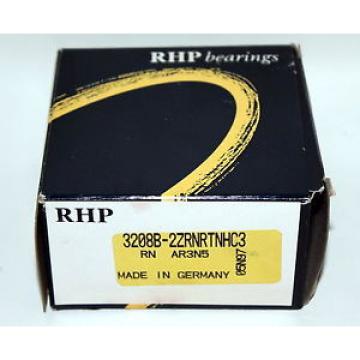 BRAND Industrial Plain Bearings Distributor 1070TQO1400-1 Four row tapered roller bearings NEW RHP BEARING 3208B-2ZRNRTNHC3 RN AR3N5 MADE IN GERMANY