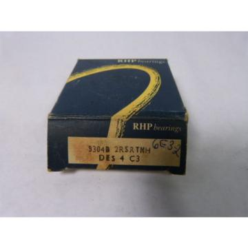 RHP Industrial Plain Bearings Distributor 1003TQO1358A-1 Four row tapered roller bearings 3304B2RSRTNH Double Row Ball Bearing ! NEW IN BOX !
