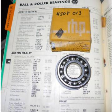 NOS Industrial Plain Bearings Distributor M281049D/M281010/M281010XD Four row tapered roller RHP Bearing w/ clip 2LJ1Gw/c.  2A3245.  Austin Healey Sprite I & II.  \\\