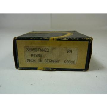 RHP Industrial Plain Bearings Distributor 535TQO760-1 Four row tapered roller bearings 3205BTNHC3 Ball Bearing AVNS5 ! NEW !