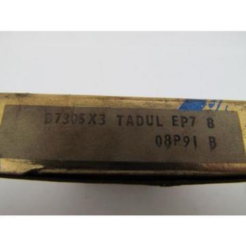 RHP Industrial Plain Bearings Distributor 900TQO1280-1 Four row tapered roller bearings B7305X3 TADUL EP7 B Super Precision Bearing 1/2 Set 1 Bearing