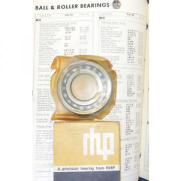 NOS Industrial Plain Bearings Distributor 670TQO1070-1 Four row tapered roller bearings RHP Constant Mesh Pinion Bearing w/ clip LJ1-3/8NR, 6k885.  MGA & 62-65MGB--