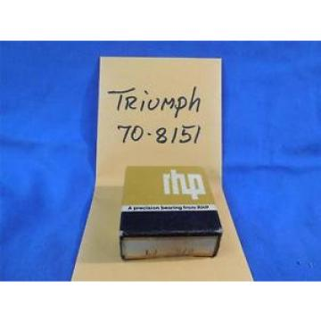TRIUMPH Industrial Plain Bearings Distributor LM287849D/LM287810/LM287810D Four row tapered roller 70-8151 NOS RHP Bearing  BSA GEARBOX MAINSHAFT BEARING  NP33