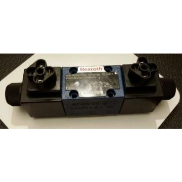 Rexroth 4WE6J60/EW110N9K4/V Valve (LOC1175)