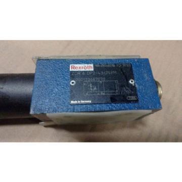 REXROTH CETOP 3 NG6 modular pressure reducing valve ZDR6DP2-43/75YM R900483786