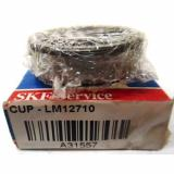 SKF, TAPERED ROLLER BEARING CUP, LM12710, SERIES 12700