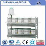 China newly design H type quail breeding cage
