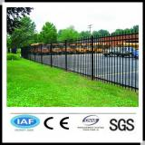 Wholesale alibaba China CE&ISO 9001 steel wall fence (pro manufacturer)