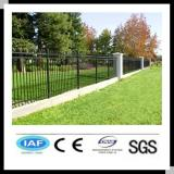 Wholesale alibaba China CE&ISO9001 steel parking lot fence(pro manufacturer)