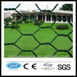 alibaba China wholesale CE&ISO certificated hexagonal aluminum mesh(pro manufacturer)