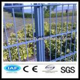 Double Circle Fencing Wire Mesh/galvanized rigid wire